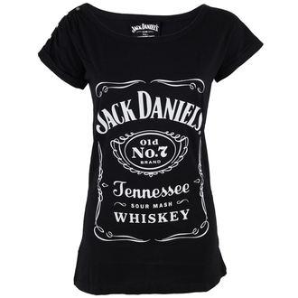 utcai póló női Jack Daniels - Classic Logo - JACK DANIELS, JACK DANIELS