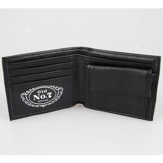 Jack Daniels pénztárca - Klasszikus logo - BIOWORLD, JACK DANIELS