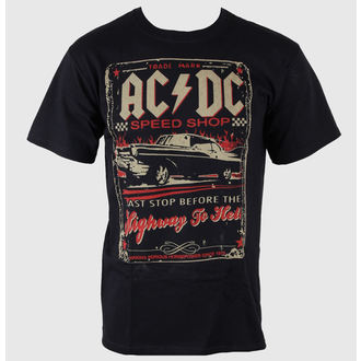 metál póló férfi AC-DC - Speedshop - LIQUID BLUE, LIQUID BLUE, AC-DC