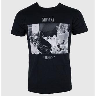 metál póló férfi Nirvana - Bleach - LIVE NATION