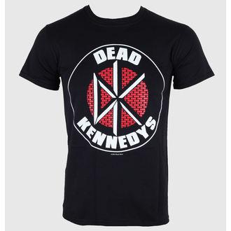 metál póló férfi Dead Kennedys - Brick Logo - LIVE NATION, LIVE NATION, Dead Kennedys