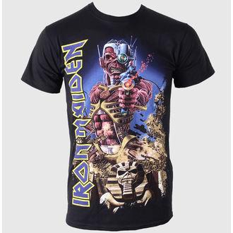 metál póló férfi Iron Maiden - Somewhere In Time - ROCK OFF - IMTEE25MB
