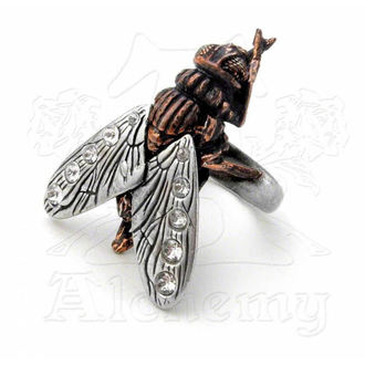 gyűrű Lord Of Of Flies - Oflchemy Gótikus, ALCHEMY GOTHIC