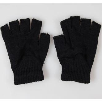 kesztyű ujj nélküli POIZEN INDUSTRIES - BGS Gloves - Black / Pink