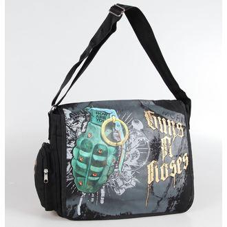 táska Guns n ' Roses - Grenade Logo - BRAVADO USA, BRAVADO, Guns N' Roses