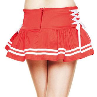 szoknya női HELL BUNNY - Motley - Red, HELL BUNNY