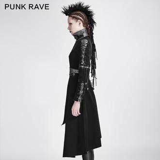 PUNK RAVE női kabát - Alien, PUNK RAVE