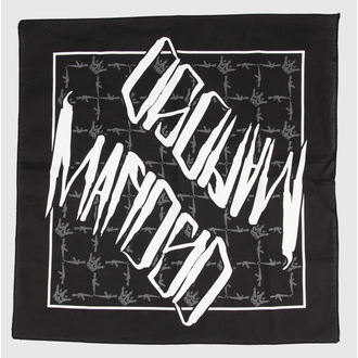 kendő Mafiosi - Címke - Black, MAFIOSO