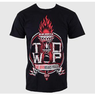 póló férfi Devil Wears Prada - Torch Black - LIVE NATION, LIVE NATION, Devil Wears Prada