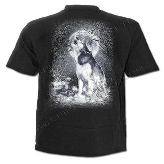 póló férfi gyermek - White Wolf - SPIRAL - T053K101