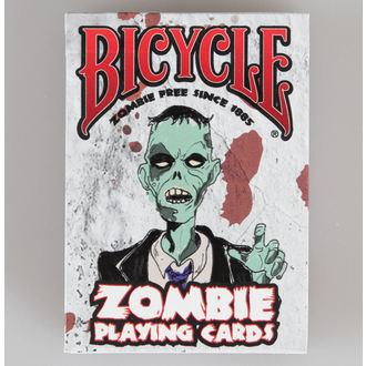játék kártyák Bicycle Zombies, Nemesis now