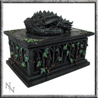doboz (dekoráció) Dragon Tarot Igazolvány, NNM