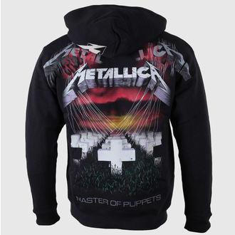 kapucnis pulóver férfi Metallica - Master of Puppets -, Metallica