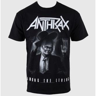 metál póló férfi Anthrax - - ROCK OFF