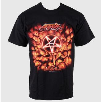 metál póló férfi Anthrax - Worship Music - ROCK OFF, ROCK OFF, Anthrax