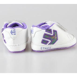 rövidszárú cipő gyermek - Fader Crib - ETNIES, ETNIES