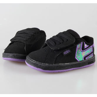 rövidszárú cipő gyermek - Toddler Fader - ETNIES, ETNIES