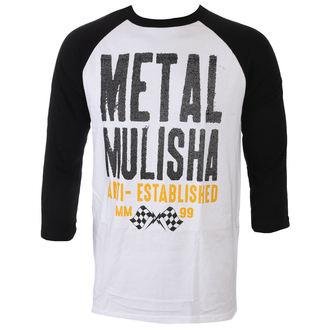 utcai póló férfi - FIRST RAGLAN - METAL MULISHA, METAL MULISHA