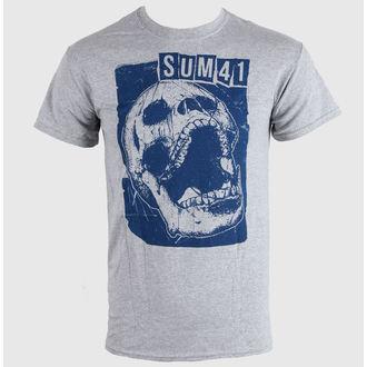metál póló férfi Sum 41 - Skull Sports - LIVE NATION, LIVE NATION, Sum 41