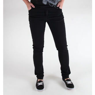 nadrág (unisex) 3RDAND56th - Hipster Slim Fit - Black