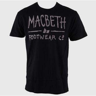 utcai póló férfi - Scribble - MACBETH, MACBETH