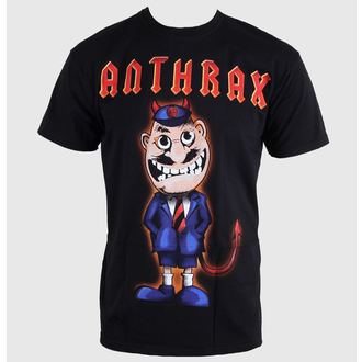 metál póló férfi Anthrax - TNT Cover - ROCK OFF, ROCK OFF, Anthrax