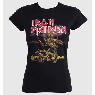 metál póló női Iron Maiden - Slasher - ROCK OFF - IMTEE27LB