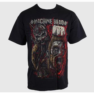 metál póló férfi Machine Head - Goliath Red - ROCK OFF, ROCK OFF, Machine Head
