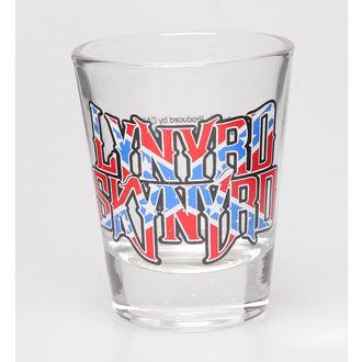 stampedlis pohár Lynyrd Skynyrd - Logo, C&D VISIONARY, Lynyrd Skynyrd