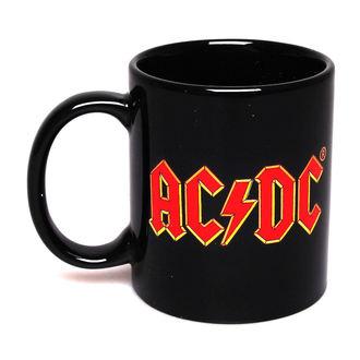 AC/DC bögre - Logo - CDV, C&D VISIONARY, AC-DC