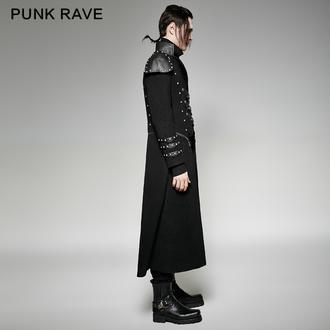 PUNK RAVE férfi kabát - Daemon, PUNK RAVE