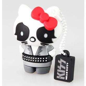 flash disc USB 8GB (kulcstartó) KISS - HELLO KITTY - The Catman, HELLO KITTY, Kiss