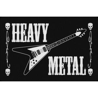 lábtörlő Heavy Metal - ROCKBITES, Rockbites