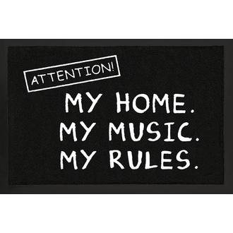 lábtörlő (lábtörlő) Attention My Home - ROCKBITES, Rockbites