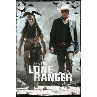 poszter Lone Ranger - Teaser