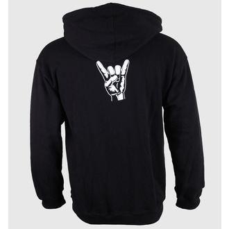 kapucnis pulóver férfi - Headbangers - RESTLESS, RESTLESS