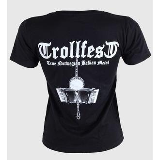 metál póló női Trollfest - True Norwegian Balkan Metal - TPE MERCHANDISE, TPE MERCHANDISE, Trollfest