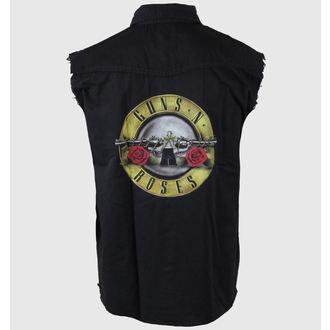 mellény férfi Guns N' Roses - Bullet Logo - RAZAMATAZ, RAZAMATAZ, Guns N' Roses