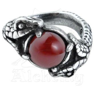 ALCHEMY GOTHIC gyűrű - Viperstone