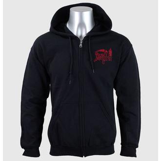 kapucnis pulóver férfi Death - - RAZAMATAZ