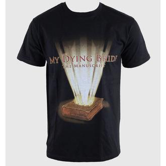 metál póló férfi My Dying Bride - Manuscript - RAZAMATAZ, RAZAMATAZ, My Dying Bride