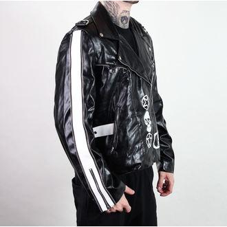 bőrdzseki férfi - Rock Jacket Lacrimas Profundere - ADERLASS, ADERLASS