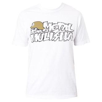utcai póló férfi - IKON 2 - METAL MULISHA, METAL MULISHA