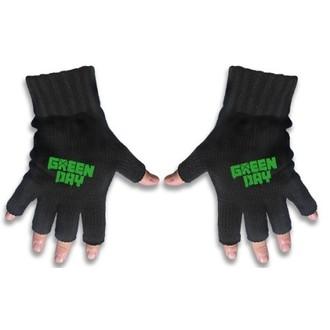 kesztyű ujj nélküli Green Day - Logo - RAZAMATAZ, RAZAMATAZ, Green Day