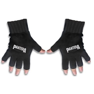 kesztyű ujj nélküli Pantera - Logo - RAZAMATAZ - FG042