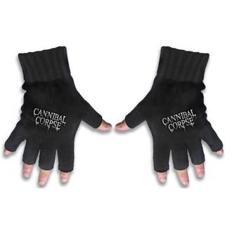 kesztyű ujj nélküli Cannibal Corpse - Logo - RAZAMATAZ, RAZAMATAZ, Cannibal Corpse