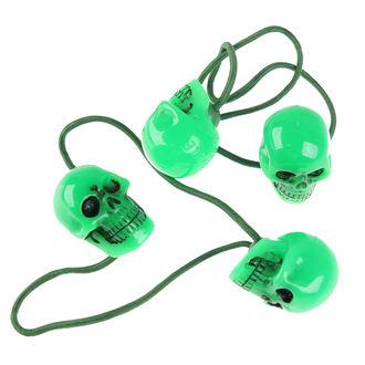 gumiszlg  hj KREEPSVILLE SIX SIX SIX - Skull - Green, KREEPSVILLE SIX SIX SIX