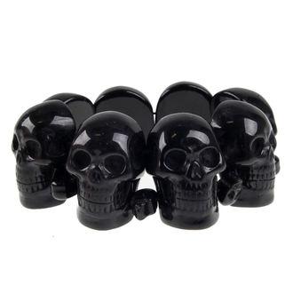 karkötő KREEPSVILLE SIX SIX SIX - Skull - Black, KREEPSVILLE SIX SIX SIX