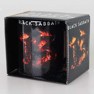 Black Sabbath bögre - 13 - ROCK OFF, ROCK OFF, Black Sabbath