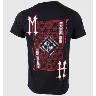 metál póló férfi Machine Head - King Of Diamonds - ROCK OFF, ROCK OFF, Machine Head